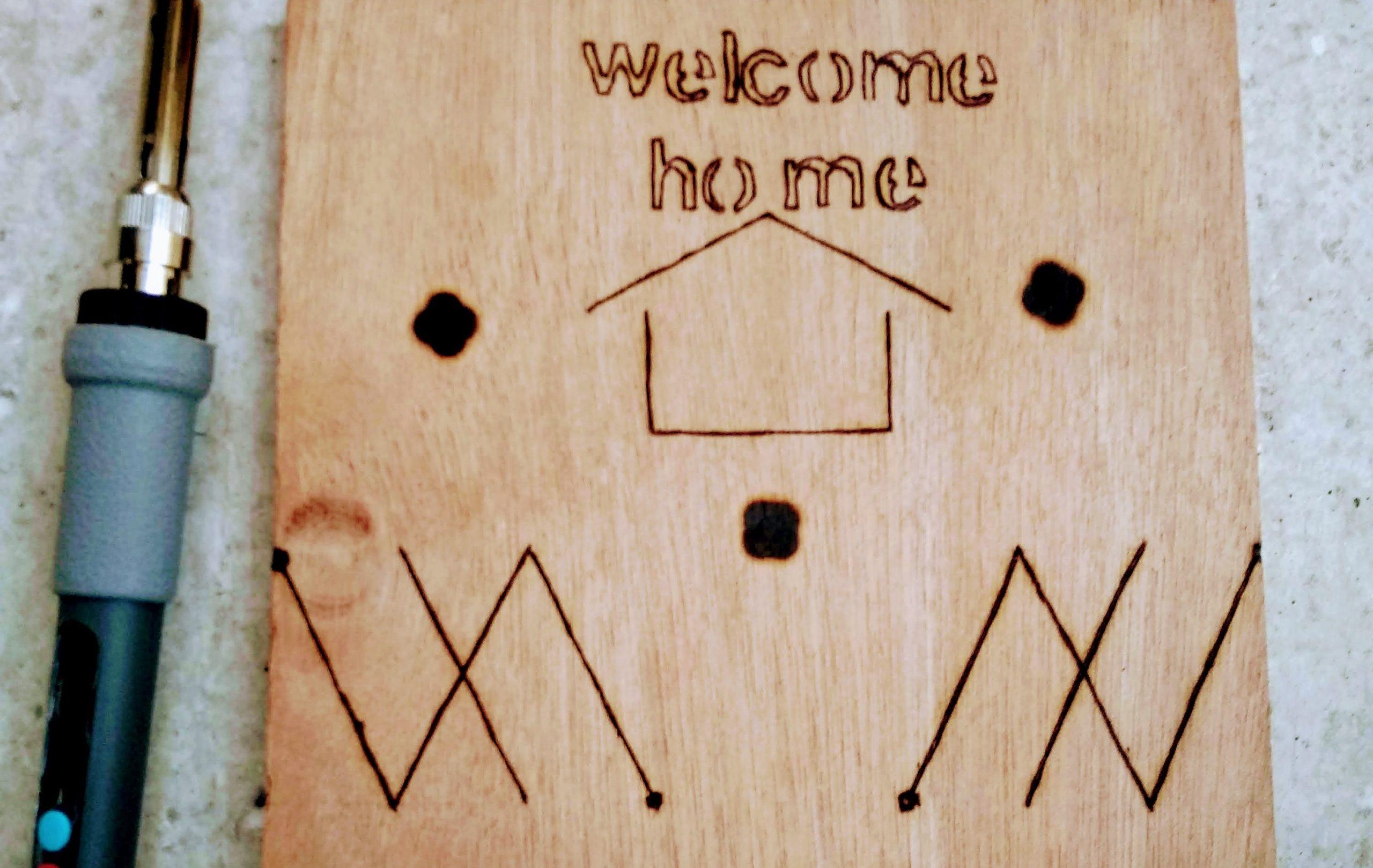 Bienvenu.e à la maison